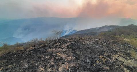Reportan-fuego--en-Vallegrande