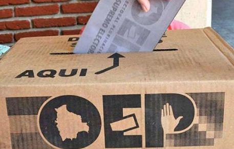 El-TSE-habilita-a-7.332.925-bolivianos-para-las-elecciones-del-18-de-octubre