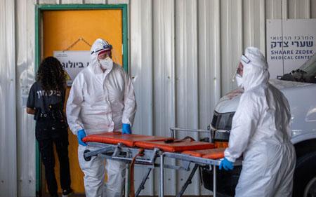 Israel:-nuevo-record-de-casi-5000-casos-antes-de-un-nuevo-cierre-total