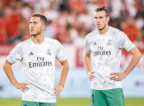 El-Madrid-alista-debut-en-La-Liga-sin-Hazard-ni-Bale