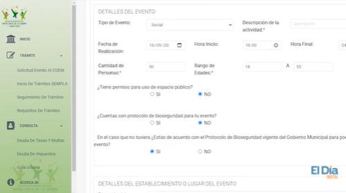 Municipio-activa-modalidad-virtual-para-solicitar-autorizacion-de-eventos