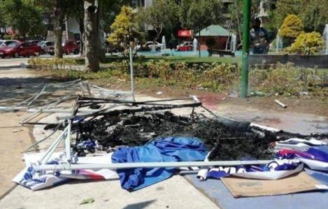 Iglesia,-ONU-y-UE-piden-a-partidos-superar-la-violencia-y-llaman-a-la-pacificacion