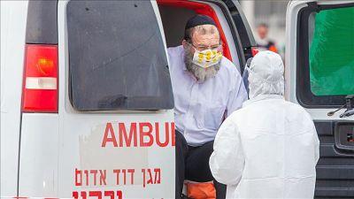 Israel-evalua-fortalecer-el-confinamiento,-tras-nuevo-record-diario-de-contagios