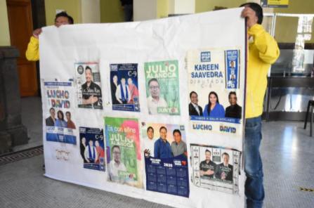 Multas-a-candidatos-por--ensuciar--la-ciudad-de-La-Paz-supera-el-millon-de-bolivianos