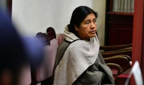 Dan-detencion-domiciliaria-a-expresidenta-del-TSE,-Maria-Eugenia-Choque