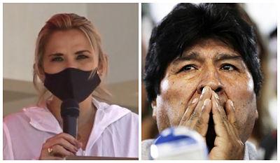 Jeanine-Ánez-dice-que-si-Evo-Morales-vuelve-al-pais-sera-para-enfrentar-a-la-Justicia