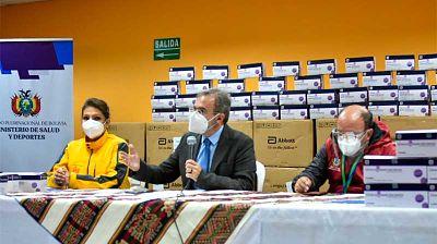 La-Paz-recibe-primer-lote-de-177-mil-pruebas-de-antigeno-nasal-para-la-deteccion-gratuita-del-COVID-19