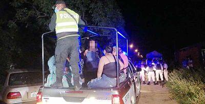 Arrestan-a-800-personas-por-incumplir-normas-municipales-en-la-lucha-contra-el-covid-19