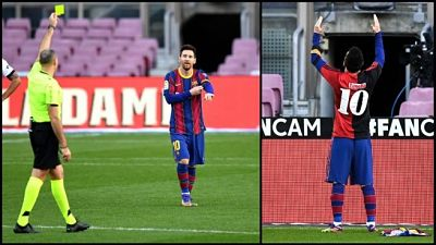 Ratifican-la-amarilla-y-la-multa-a-Messi-por-el-homenaje-a-Maradona