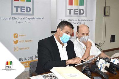 Presidente-del-TED-de-Santa-Cruz:--Estamos-trabajando-en-condiciones-infrahumanas-