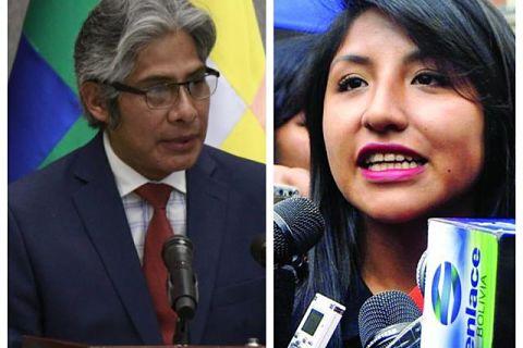 Evaliz,-la-hija-de-Evo-Morales,-trabaja-en-la-Procuraduria