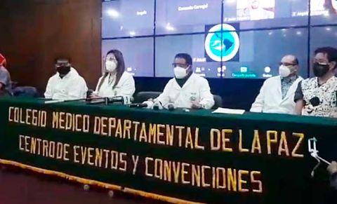 Medicos-de-La-Paz-dan-ultimatum-para-que-se-declare-cuarentena-rigida