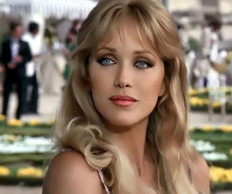 Se-confirma-la-muerte-de-la-actriz-Tanya-Roberts,-la--exchica-Bond-