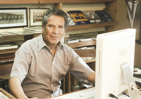 Fallece-Ivan-Aguilar,-un-historiador-del-futbol