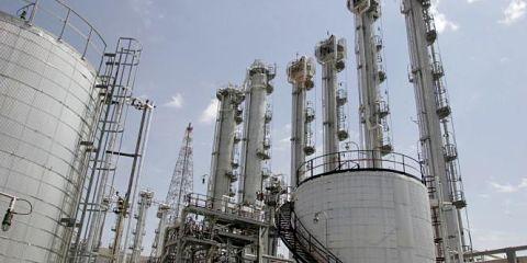 Union-Europea-se-muestra--sumamente-preocupada--por-el-enriquecimiento-de-uranio-en-Iran