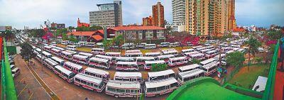 Transporte-anuncia-bloqueos-en-la-ciudad-para-el-martes