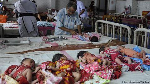 Mueren-10-bebes-por-incendio-en-hospital-de-India