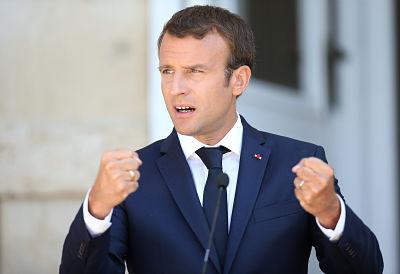 Macron-insta-a-cooperar-con-China-y-Rusia-para-ganar-la--guerra-mundial--contra-la-pandemia