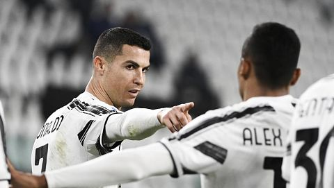 Con-un-doblete-de-Cristiano-Ronaldo,-Juventus-trepa-al-tercer-lugar