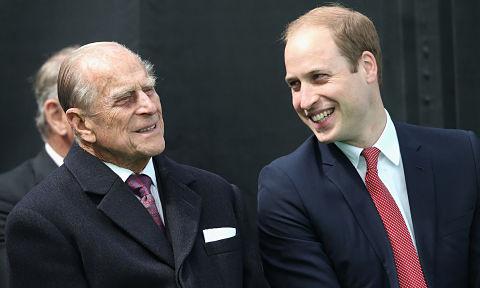 Principe-Guillermo-aclara-el-verdadero-estado-de-salud-del-duque-de-Edimburgo