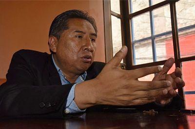 Canciller-Mayta:-El-barco-de-la-OEA-se-esta-hundiendo,-necesita-un-cambio-urgente