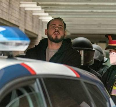 Incidentes-en-Barcelona-tras-una-nueva-protesta-contra-el-encarcelamiento-del-rapero-Hasel