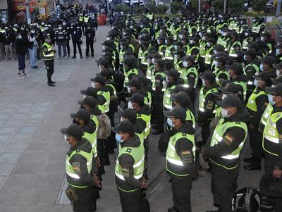 Policia-desplazara-25.000-efectivos-en-todo-el-pais-para-elecciones-subnacionales