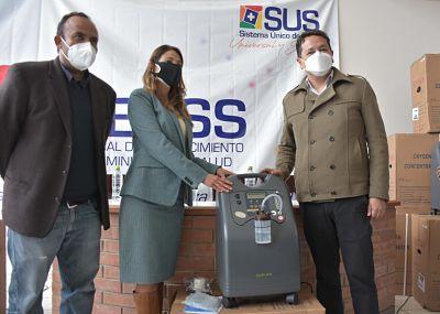 Bolivia-recibe-donacion-de-40-concentradores-de-oxigeno-de-OPS/OMS-para-lucha-contra-el-COVID