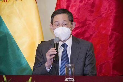 China-anuncia-la-donacion-de-2-millones-de-barbijos-y-un-hospital-de-campana-movil-para-Bolivia