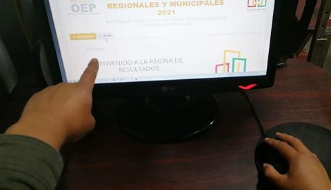 FELCC-activa-ciberpatrullaje-tras-ataque-a-sitio-web-del-Órgano-Electoral