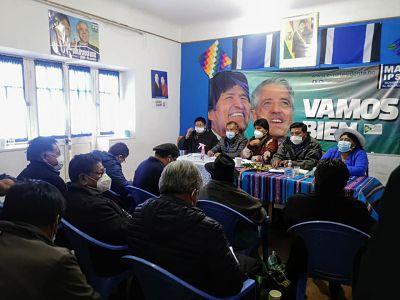 El-MAS-se-reune-en-La-Paz-para-evaluar-las-elecciones-subnacionales