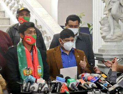 Comite-Civico-de-El-Alto-y-diputado-del-MAS-piden-la-renuncia-del-ministro-de-Gobierno