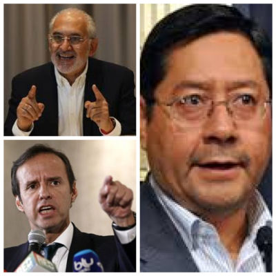 Carlos-Mesa-y-Jorge-Quiroga-critican-al-presidente-Luis-Arce-tras-la-detencion-de-Jeanine-Anez