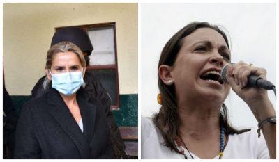 Proponen-para-el-premio-Sajarov-a-Jeanine-Ánez-y-a-Maria-Corina-Machado