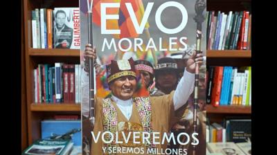 No-hubo-golpe:-Morales-dijo-en-sus-memorias-que-renuncio-un-dia-antes-de-que-las-FFAA--sugirieran--su-salida