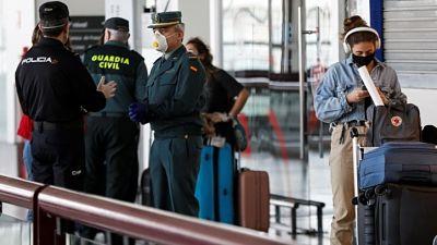 Espana-impondra-cuarentena-a-viajeros-llegados-de-Colombia,-Peru-y-8-paises-africanos
