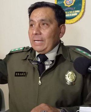 El-exdirector-de-la-Felcc,-Ivan-Rojas-es-dado-de-baja-de-la-Policia
