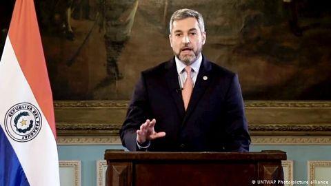 Presidente-de-Paraguay-pide-la-renuncia-de-sus-ministros-ante-protestas