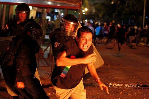 Violencia-en-Paraguay-por-mala-gestion-de-la-pandemia