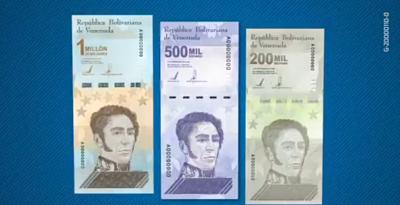 Banco-Central-de-Venezuela-lanza-billete-de-1-millon-que-vale-medio-dolar