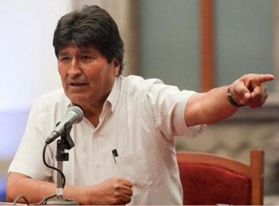 Evo-Morales-cuestiona-al-Parlamento-Europeo-por-su-resolucion-en-la-que-pidio-liberar-a-Ánez