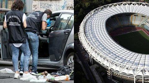 La-Policia-italiana-desactiva-un-coche-bomba-cerca-del-Olimpico-de-Roma