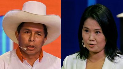 Elecciones-en-Peru:-con-el-90%-de-las-actas-procesadas,-Keiko-Fujimori-mantiene-una-leve-ventaja-sobre-Pedro-Castillo