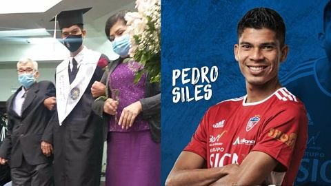 Pedro-Siles,-de-Royal-Pari,-culmina-su-carrera-de-Contaduria-Publica