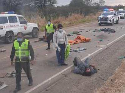 Accidente-por-reventon-de-llanta-cobra-cuatro-vidas-en-Pozo-del-Tigre