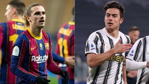 Barcelona-y-Juventus-analizan-cambio-de-futbolistas-Griezmann-Dybala