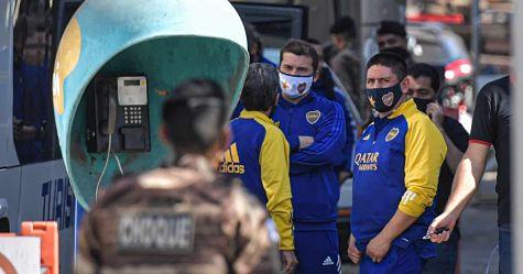 Boca-regresa-a-la-Argentina-y-debera-quedar-aislado-siete-dias-tras-el-escandalo-en-Brasil